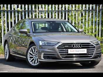 Approved Used Audi A8 for Sale in UK | RAC Cars