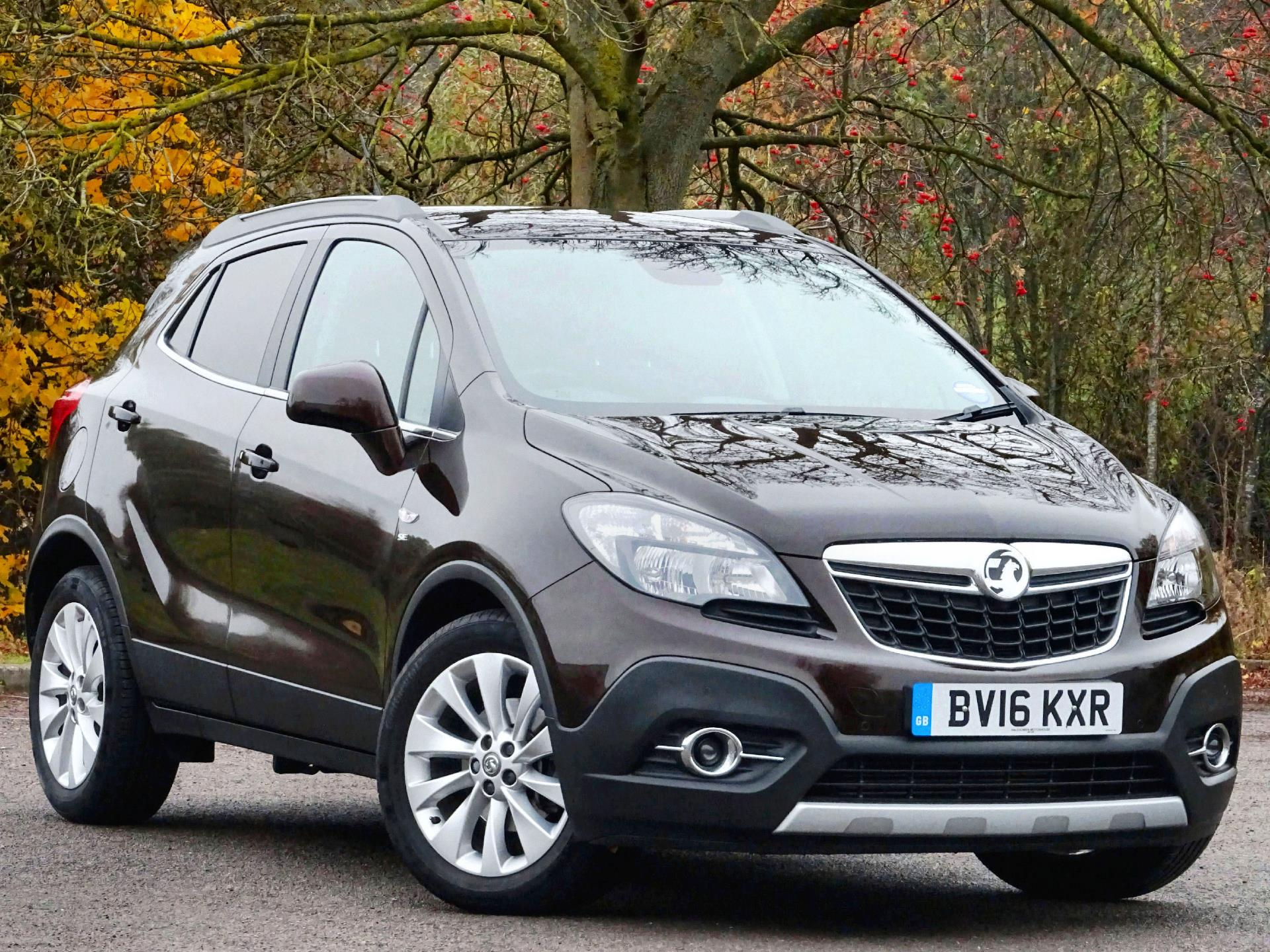 Large photo 1 for 2016/16 VAUXHALL MOKKA/16 VAUXHALL MOKKA 1.4 TURBO SE * 4X4 *FFSH* BLUETOOTH *FULL LEATHER* PARKING SENSORS *DAB*
