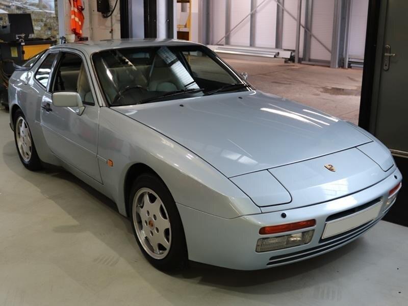 1989 Porsche 944 S2 3 0 L For Sale Ccfs