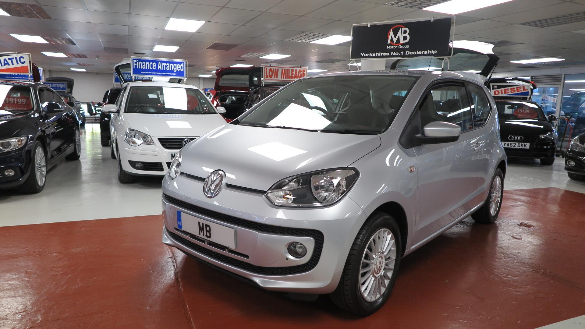 Used Volkswagen Up High Up For Sale Motors Co Uk