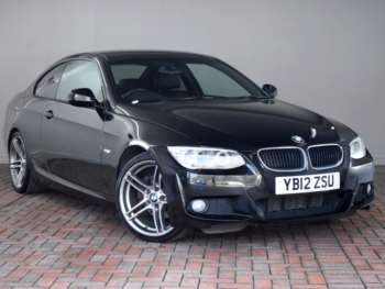 Used BMW 3 Series Coupe for Sale | Motors.co.uk
