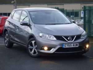 2015 (65) Nissan Pulsar 1.2 DiG-T Acenta Xtronic Auto For Sale In CROOK, County Durham