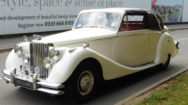 1951 Jaguar Mark V 3.5 Litre Drophead for Sale | CCFS