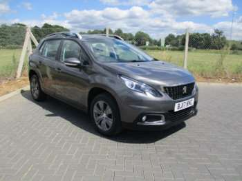 Used Peugeot 2008 Cars for Sale in Cambridge, Cambridgeshire ...