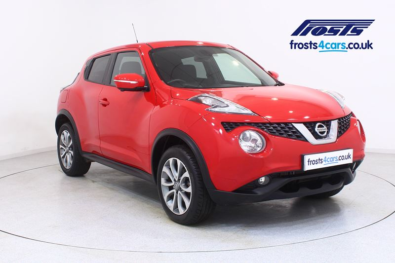 Used Nissan Juke Cars for Sale in Worthing, West Sussex | Motors co uk