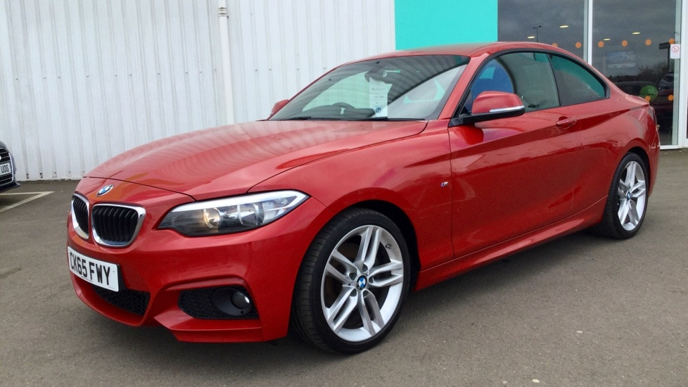 Used BMW 2 Series M Sport Red Cars For Sale | Motors.co.uk