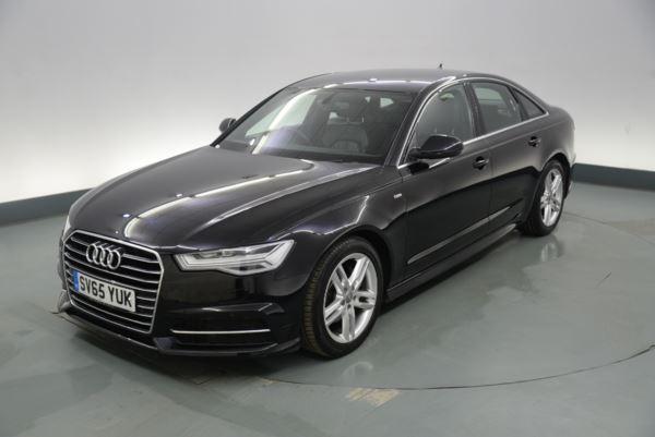 Audi A6 20 Tdi Ultra S Line 4dr S Tronic Led Headlights