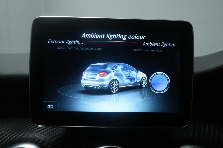 2015 65 Mercedes Benz A Class A200d Amg Line Premium 5dr Auto In Car Lights Delay Reverse Cam Led Headlights Heated Sea 51816413 Rac Cars