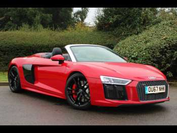 Used Audi R Red For Sale Motorscouk - Red audi r8