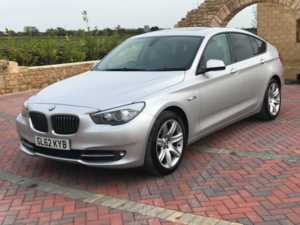 2012 (62) BMW 5 Series 520d GT SE Step Auto [Business Media] 1 Owner, Full History, Great Value! For Sale In Box, Wiltshire