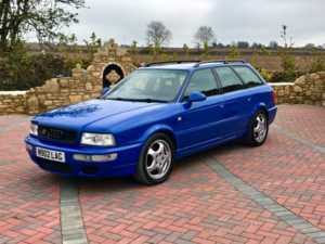 1994 (n) Audi 80 RS2 5dr For Sale In Box, Wiltshire