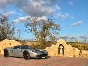 2007 (54) Ford GT Coupe Whipple Conversion 802 BHP! UNDER OFFER For Sale In Box, Wiltshire