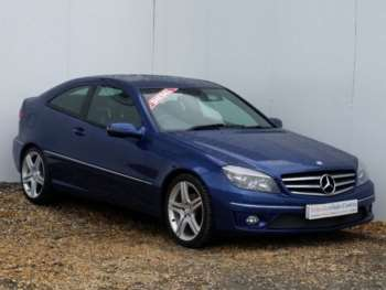 Approved Used Mercedes Benz Clc For Sale In Uk Rac Cars