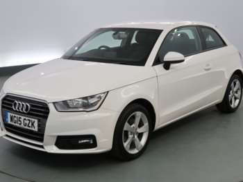 Used Audi A1 Sport White Cars For Sale Motors Co Uk