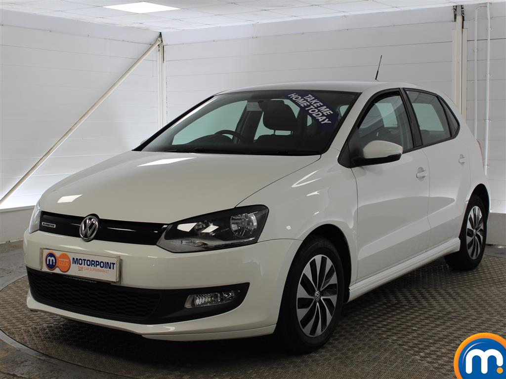 Used Volkswagen Polo White For Sale Motors Co Uk