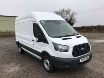 separation shoes new york save off 1,951 Used Ford Transit Vans for sale at Motors.co.uk