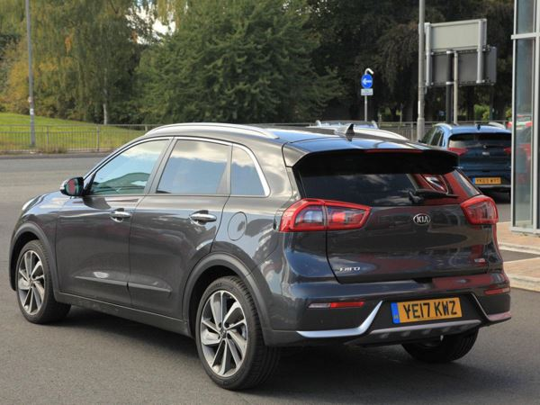 2017 KIA NIRO FIRST EDITION 1.6 GDI HYBRID ESTATE PETROL AUTO