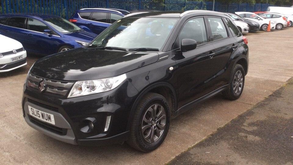 Used Suzuki Vitara 2015 for Sale | Motors co uk