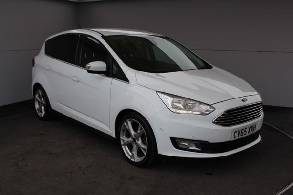 ford c max 1 5 tdci titanium navigation 5dr manual mpv for sale in rh preloved co uk