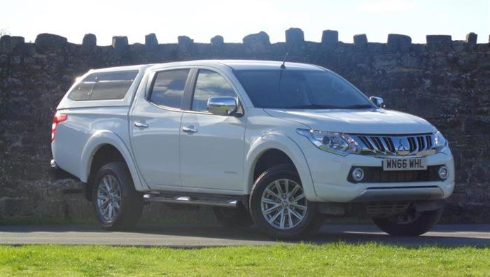 Used Mitsubishi L200 Vans for Sale in Cannock, Staffordshire