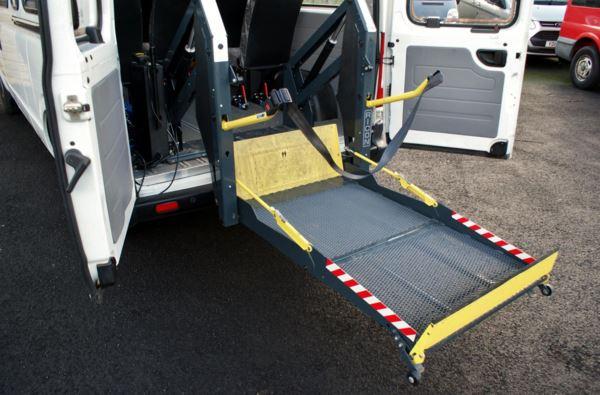 2007 (07) LDV Maxus 105 3.9t 12 Seat Wheelchair Accessible Minibus For Sale In Colne, Lancashire