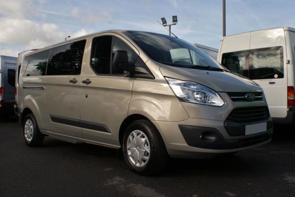 Ford Tourneo Zetec 130ps 9 Seat Minibus For Sale In Colne, Lancashire