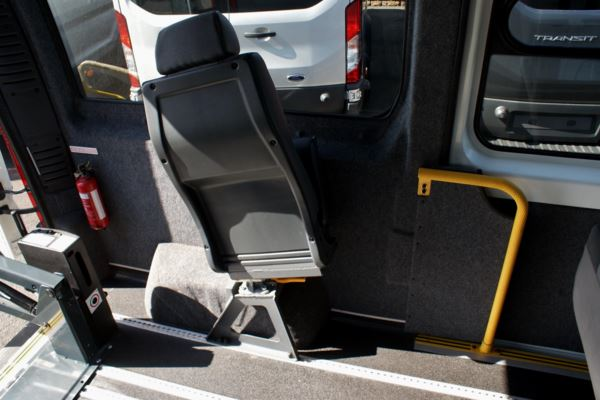 2011 (11) Peugeot Boxer 335 HDi 120 8 Seat Wheelchair Accessible Minibus For Sale In Colne, Lancashire