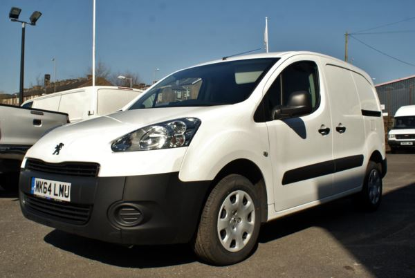 Peugeot Partner 850 1.6 HDi 92 Professional Van For Sale In Colne, Lancashire