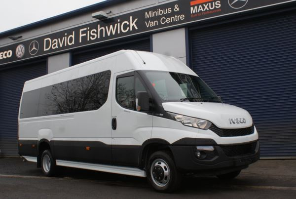 Iveco Daily 50-150 20 Seat Minicoach For Sale In Colne, Lancashire