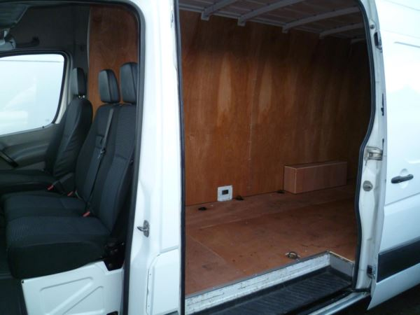 2007 (56) Mercedes-Benz Sprinter 311 CDi 3500 Panel Van For Sale In Colne, Lancashire