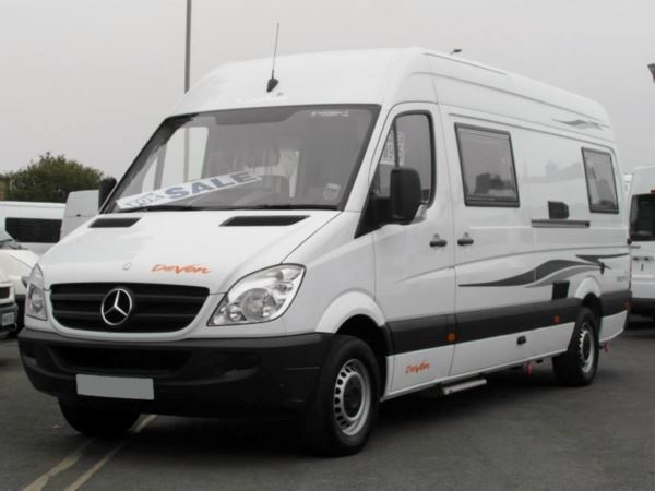 Mercedes-Benz Sprinter Custom Built Motorhome For Sale In Colne, Lancashire
