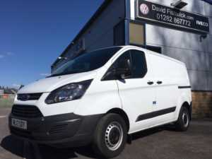 2017 17 Ford Transit Custom T300 L1 2.0 TDCI 105 Panel Van 5 Doors Panel Van