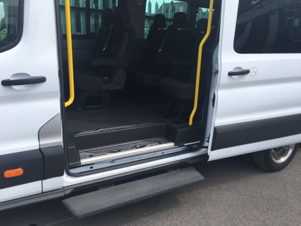 2015 (15) Ford Transit T460 Trend 125 17 Seat Minibus For Sale In Colne, Lancashire