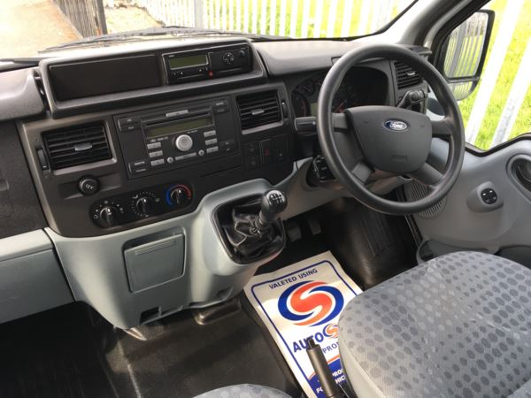 2014 (14) Ford Transit T430 135 17 Seat Wheelchair Accessible Minibus For Sale In Colne, Lancashire