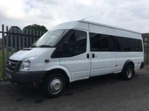 2011 11 Ford Transit T430 115 17 Seat Minibus 5 Doors Minibus