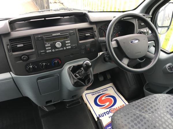 2011 (11) Ford Transit T430 115 17 Seat Minibus For Sale In Colne, Lancashire