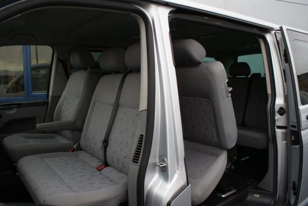 2008 (08) Volkswagen Caravelle 2.5 TDi 130 SE 9 Seat Minibus For Sale In Colne, Lancashire