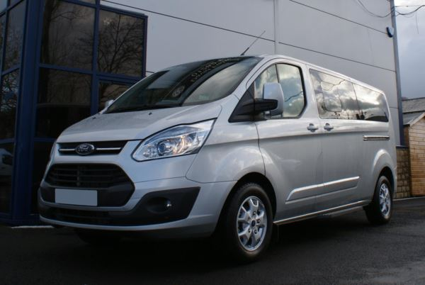 Ford Tourneo Titanium 130ps 9 Seat Minibus For Sale In Colne, Lancashire