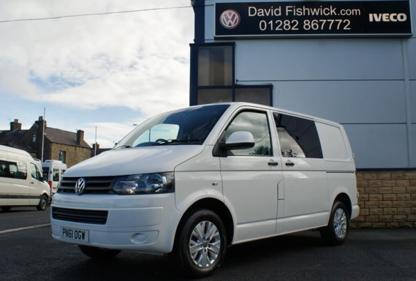 2011 (61) Volkswagen Transporter T28 2.0 TDi 84PS Adventure Van For Sale In Colne, Lancashire