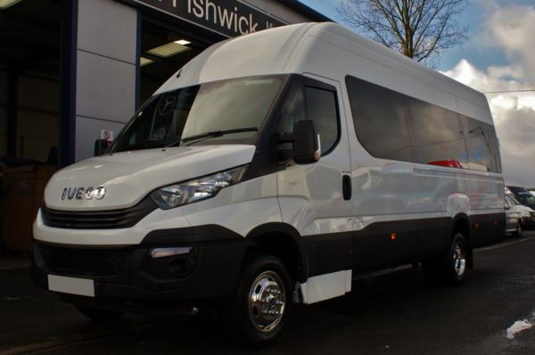 Iveco Daily Daily 50-150 4100L H3 Extended Frame 17 Seat Minicoach For Sale In Colne, Lancashire
