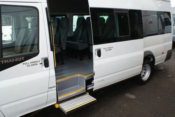 Ford Transit 100 T430 17 Seat Wheelchair Accessible Minibus Conversion For Sale In Colne, Lancashire