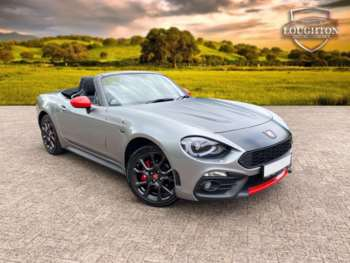 124 Spider car for sale