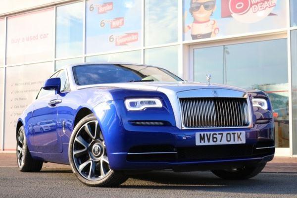 Wraith car for sale