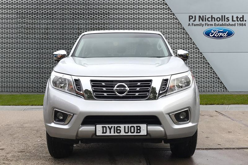 2016 16 Nissan Navara Np300 Double Cab Pick Up Acenta 23dci 160