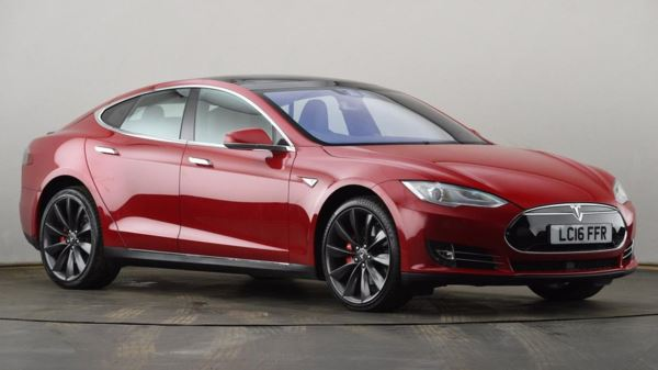 Model S car for sale
