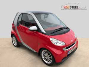 2009 (59) smart fortwo coupe CDI Passion 2dr Auto For Sale In Market Rasen, Lincolnshire