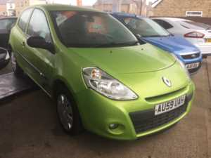 2009 (59) Renault Clio 1.2 16V Extreme For Sale In Whittlesey, Peterborough
