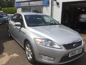 2010 (60) Ford MONDEO AUTOMATIC 2.0 TDCi Titanium X [163] Powershift Auto For Sale In Whittlesey, Peterborough