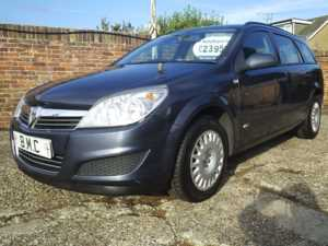 2007 (07) Vauxhall Astra 1.8I 16V LIFE , AUTOMATIC , (SWITCHABLE-SPORTS-BOX) , 5-DR, ESTATE For Sale In Datchet, Berkshire