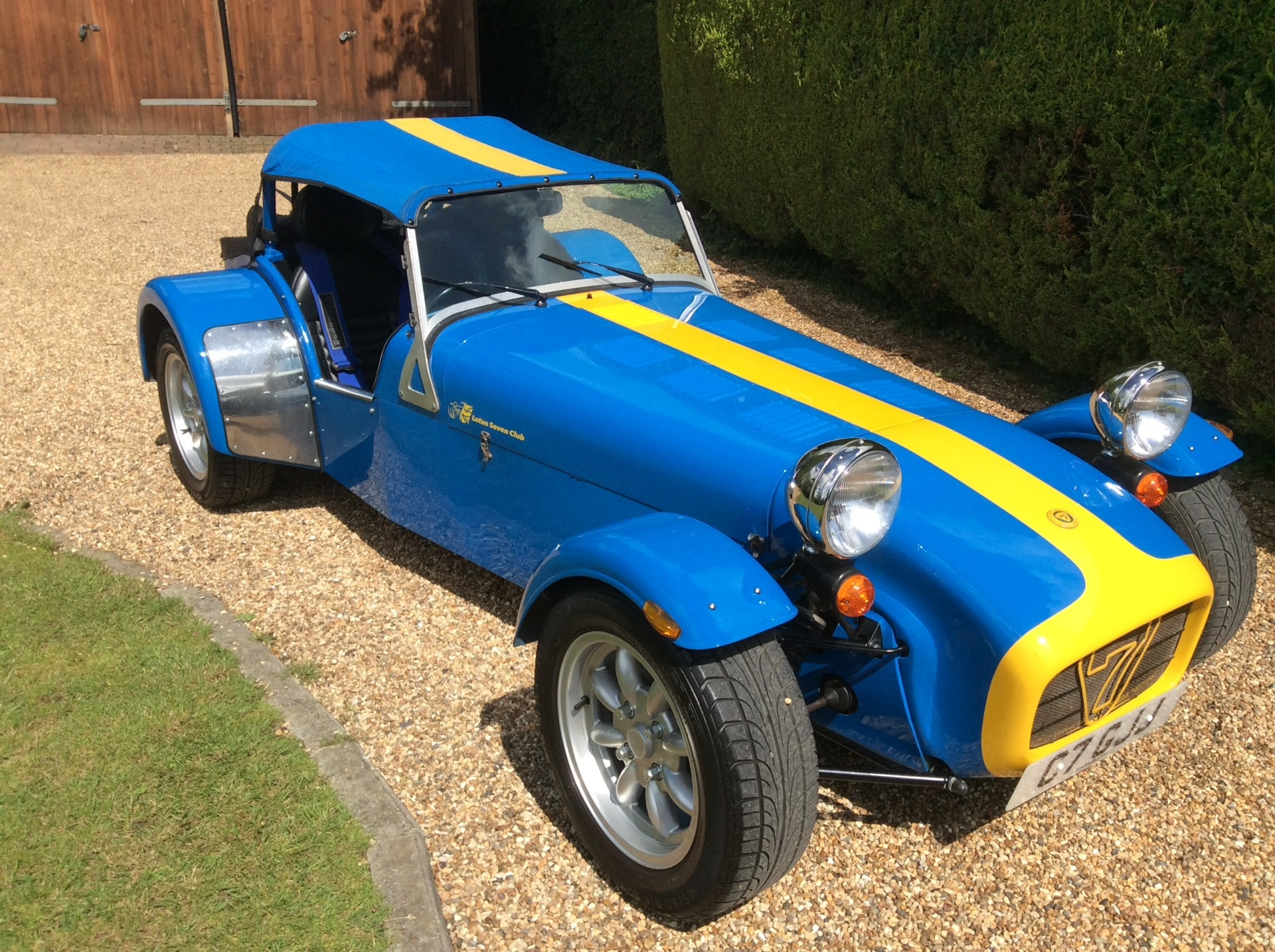 Used Caterham Seven Convertible for Sale - RAC Cars